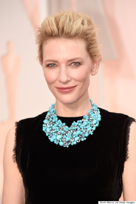 Cate Blanchett Elevates Turquoise to an Oscar Win!