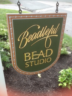 Beadleful Sign